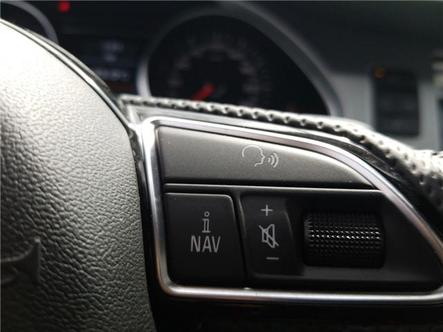 2014 Audi Q7 TDI Progressiv (Stk: OP10177) in Mississauga - Image 17 of 27