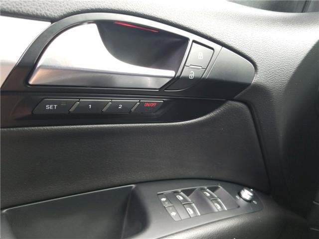 2014 Audi Q7 TDI Progressiv (Stk: OP10177) in Mississauga - Image 21 of 27
