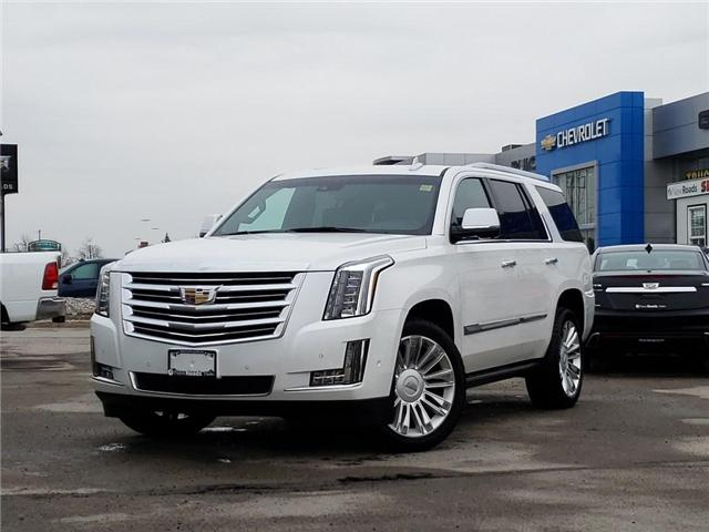 2018 Cadillac Escalade Platinum (Stk: N13304) in Newmarket - Image 1 of 25