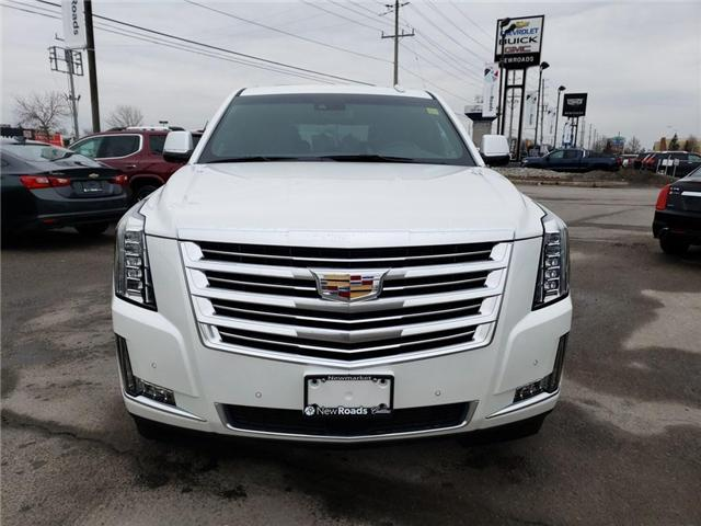 2018 Cadillac Escalade Platinum (Stk: N13304) in Newmarket - Image 2 of 25