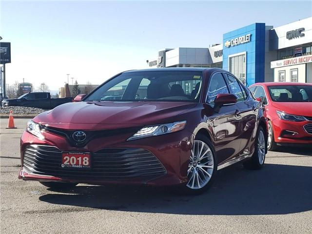 2018 Toyota Camry XLE (Stk: L279220A) in Newmarket - Image 1 of 22