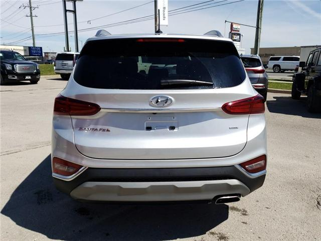 2019 Hyundai Santa Fe ESSENTIAL (Stk: N13345) in Newmarket - Image 5 of 22