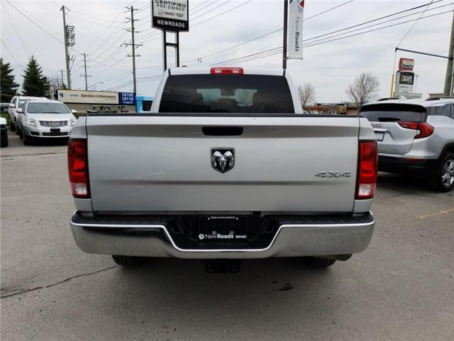2017 RAM 1500 ST (Stk: N13387) in Newmarket - Image 6 of 25