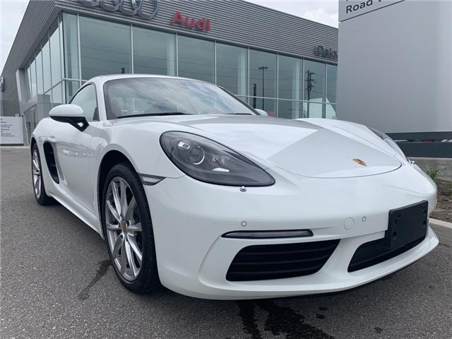 2017 Porsche 718 Cayman Base (Stk: B8619) in Oakville - Image 1 of 20
