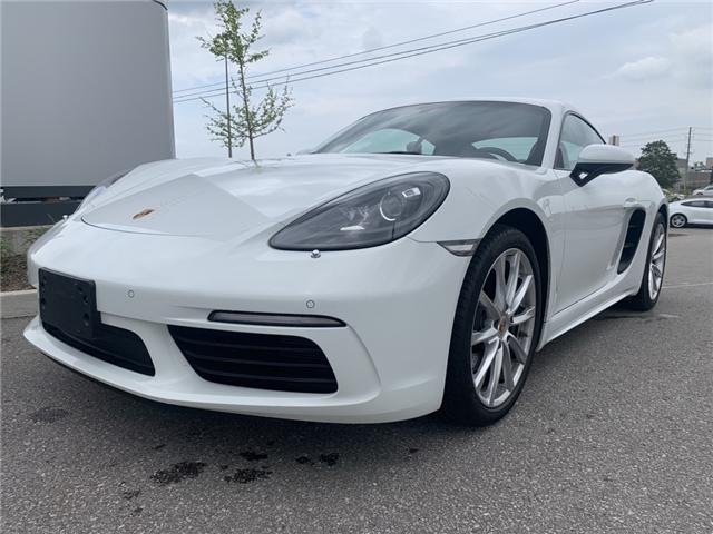 2017 Porsche 718 Cayman Base (Stk: B8619) in Oakville - Image 8 of 20