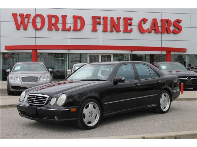 2001 Mercedes-Benz E-Class  (Stk: 16597) in Toronto - Image 1 of 26