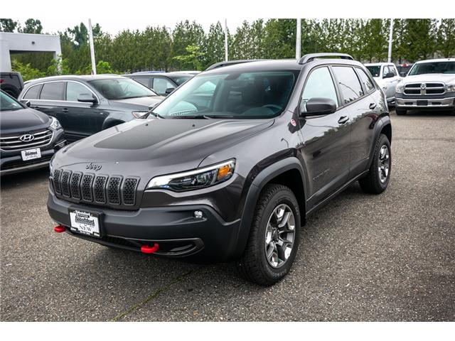 2019 Jeep Cherokee Trailhawk (Stk: K224300) in Abbotsford - Image 3 of 25