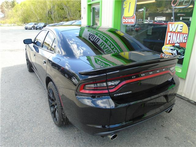 2016 Dodge Charger SXT (Stk: ) in Sudbury - Image 3 of 6