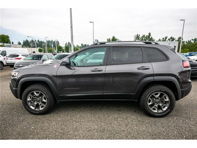 2019 Jeep Cherokee Trailhawk (Stk: K224300) in Abbotsford - Image 4 of 25