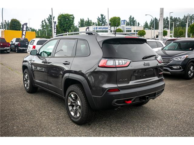 2019 Jeep Cherokee Trailhawk (Stk: K224300) in Abbotsford - Image 5 of 25