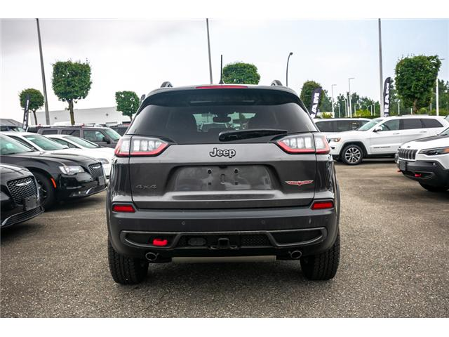 2019 Jeep Cherokee Trailhawk (Stk: K224300) in Abbotsford - Image 6 of 25