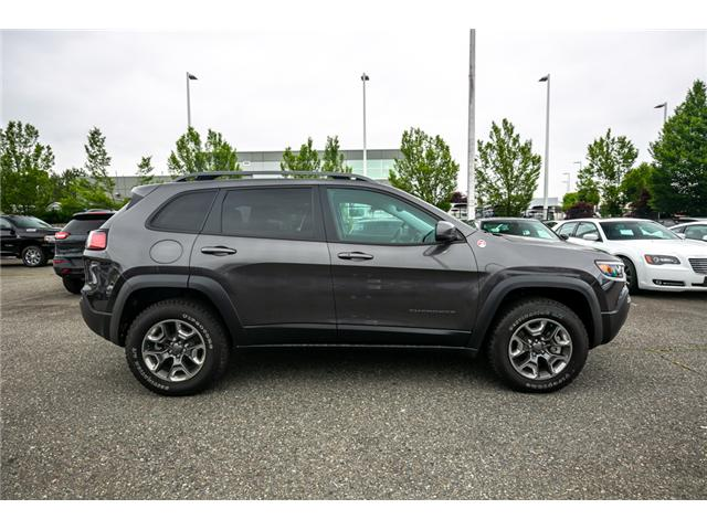 2019 Jeep Cherokee Trailhawk (Stk: K224300) in Abbotsford - Image 8 of 25