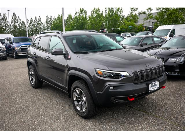 2019 Jeep Cherokee Trailhawk (Stk: K224300) in Abbotsford - Image 9 of 25