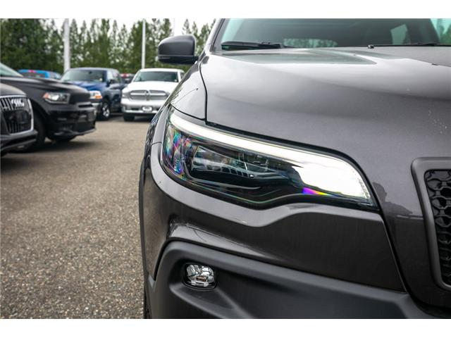 2019 Jeep Cherokee Trailhawk (Stk: K224300) in Abbotsford - Image 11 of 25