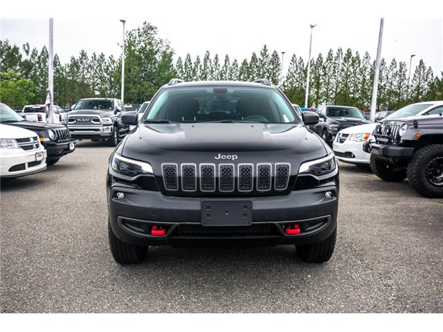2019 Jeep Cherokee Trailhawk (Stk: K318601) in Abbotsford - Image 2 of 25