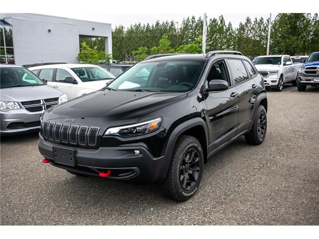 2019 Jeep Cherokee Trailhawk (Stk: K318601) in Abbotsford - Image 3 of 25