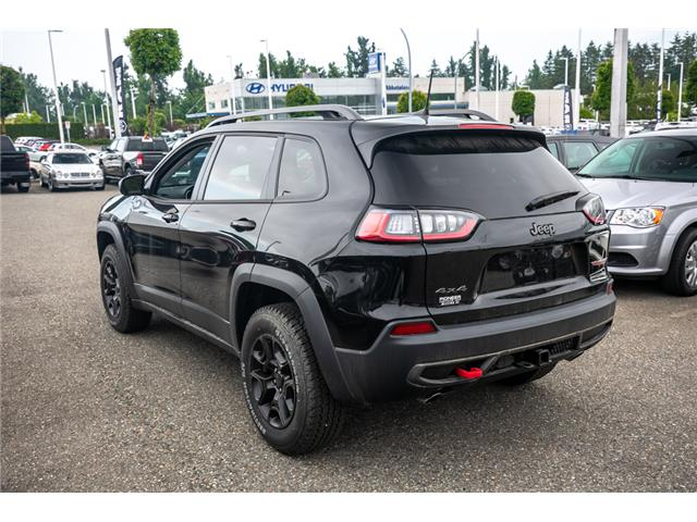 2019 Jeep Cherokee Trailhawk (Stk: K318601) in Abbotsford - Image 5 of 25
