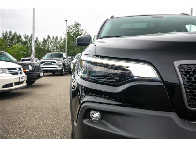 2019 Jeep Cherokee Trailhawk (Stk: K318601) in Abbotsford - Image 11 of 25