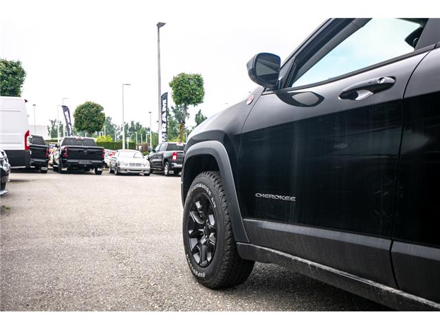 2019 Jeep Cherokee Trailhawk (Stk: K318601) in Abbotsford - Image 15 of 25