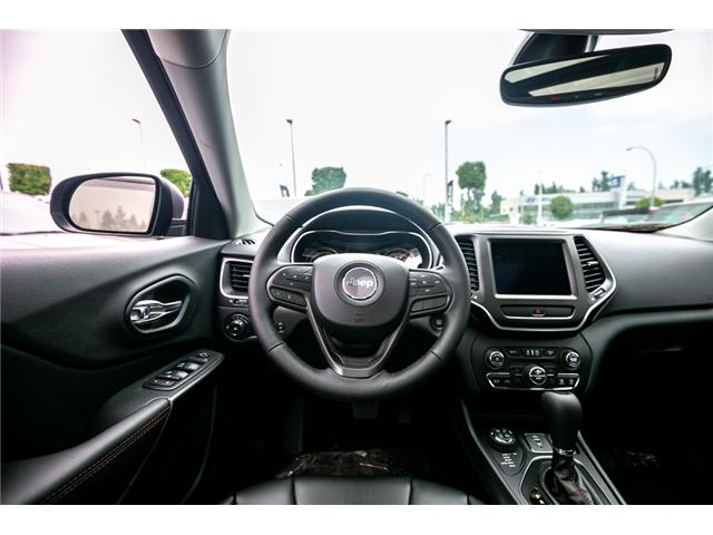 2019 Jeep Cherokee Trailhawk (Stk: K318601) in Abbotsford - Image 18 of 25