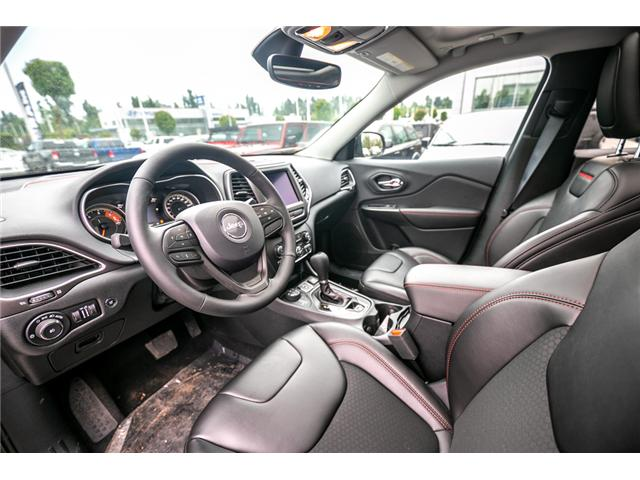 2019 Jeep Cherokee Trailhawk (Stk: K318601) in Abbotsford - Image 20 of 25