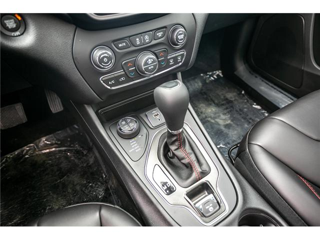 2019 Jeep Cherokee Trailhawk (Stk: K318601) in Abbotsford - Image 24 of 25