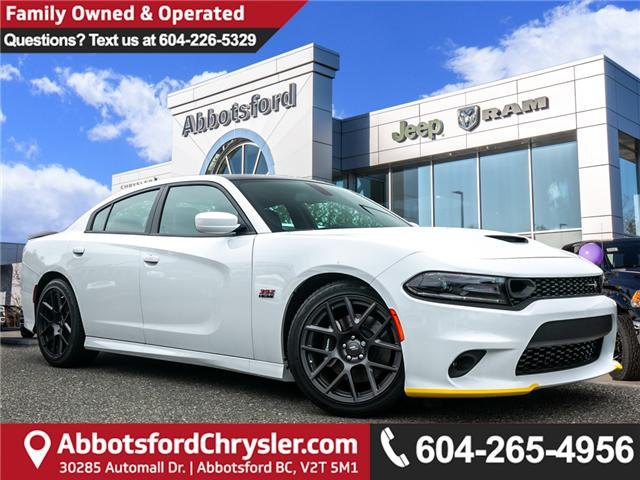 2019 Dodge Charger Scat Pack (Stk: K591458) in Abbotsford - Image 1 of 25