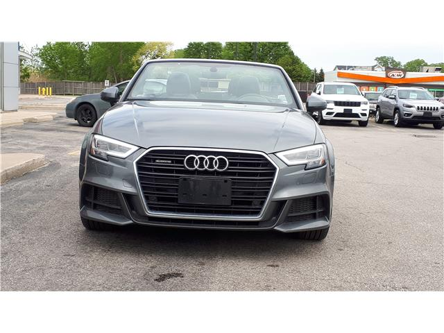 2017 Audi A3 2.0T Technik (Stk: H1071124) in Sarnia - Image 2 of 14