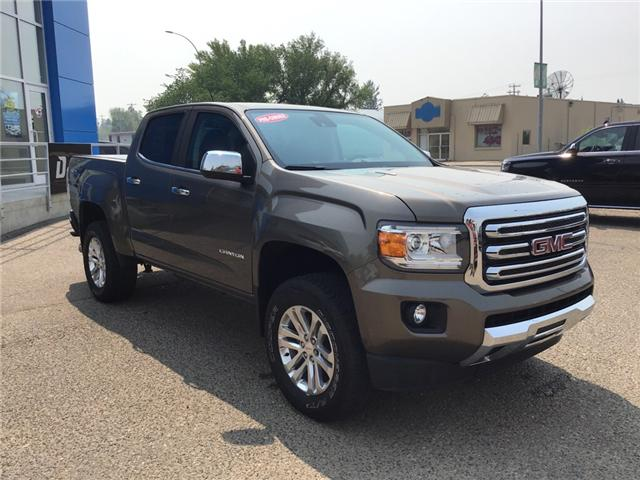 2017 GMC Canyon SLT (Stk: 179424) in Brooks - Image 1 of 21