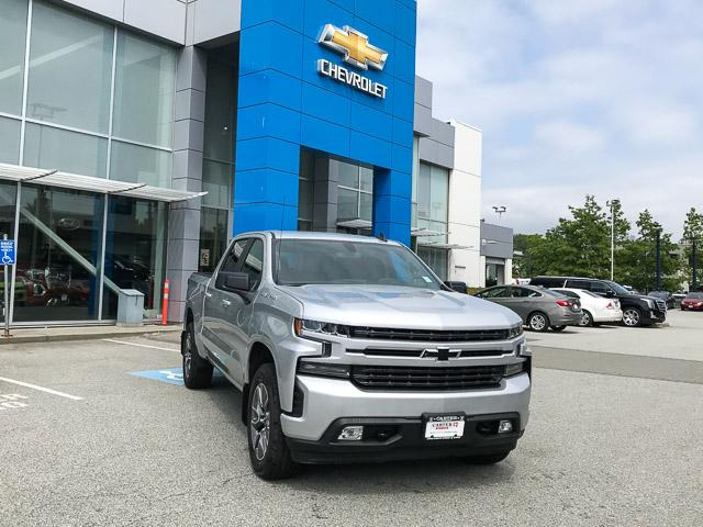 2019 Chevrolet Silverado 1500 RST (Stk: 9L25200) in North Vancouver - Image 2 of 13