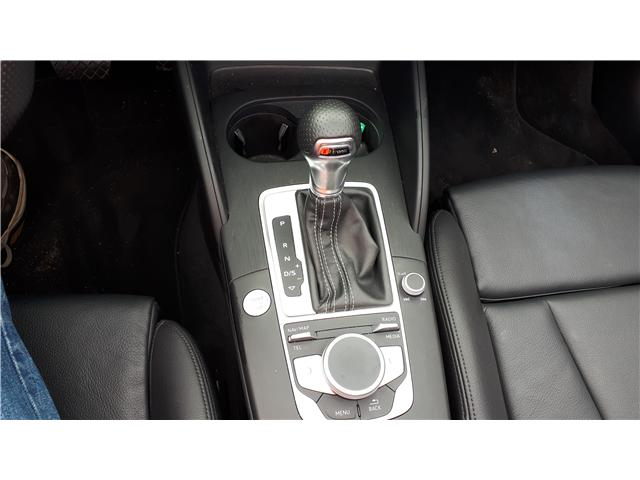 2017 Audi A3 2.0T Technik (Stk: H1071124) in Sarnia - Image 14 of 14