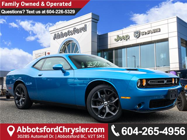 2019 Dodge Challenger SXT (Stk: K649407) in Abbotsford - Image 1 of 24