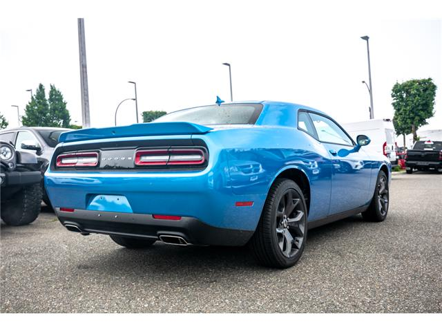 2019 Dodge Challenger SXT (Stk: K649407) in Abbotsford - Image 7 of 24