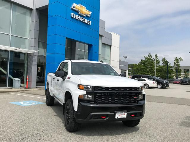 2019 Chevrolet Silverado 1500 Silverado Custom Trail Boss (Stk: 9L47290) in North Vancouver - Image 2 of 13