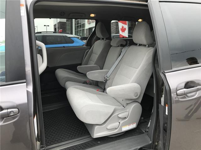 2019 Toyota Sienna LE 8-Passenger (Stk: 2860) in Cochrane - Image 12 of 15