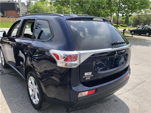 2014 Mitsubishi Outlander SE (Stk: ) in Ottawa - Image 23 of 24
