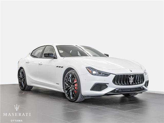 2019 Maserati Ghibli  (Stk: 3028) in Gatineau - Image 1 of 16