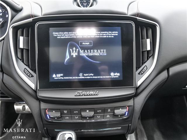 2019 Maserati Ghibli  (Stk: 3028) in Gatineau - Image 13 of 16