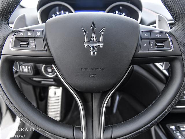 2019 Maserati Ghibli  (Stk: 3028) in Gatineau - Image 16 of 16