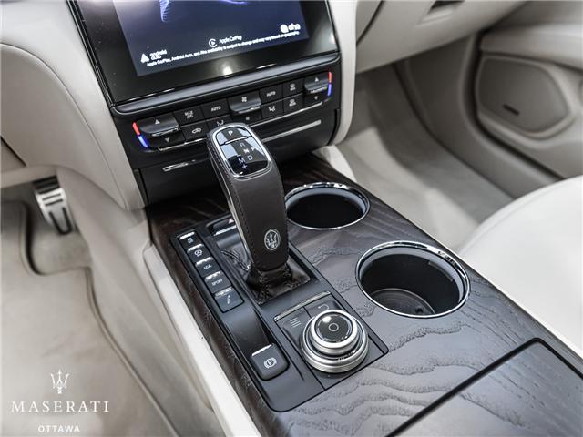 2019 Maserati Quattroporte  (Stk: 3042) in Gatineau - Image 12 of 16