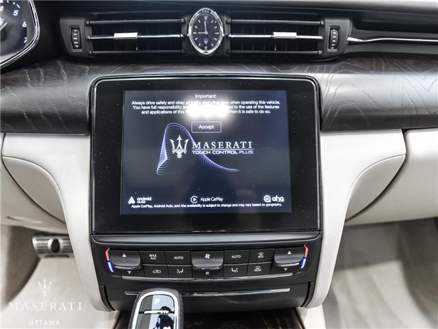 2019 Maserati Quattroporte  (Stk: 3042) in Gatineau - Image 13 of 16