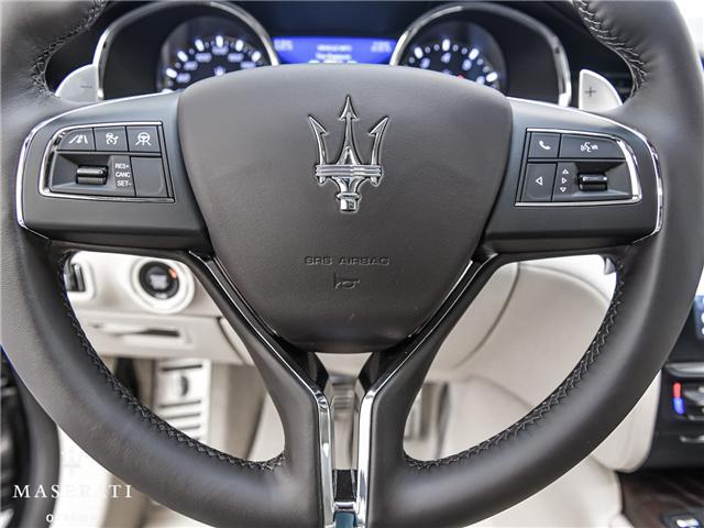 2019 Maserati Quattroporte  (Stk: 3042) in Gatineau - Image 16 of 16