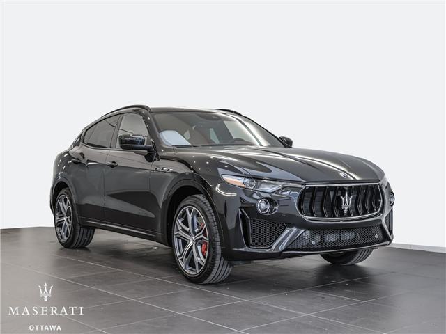 2019 Maserati Levante Trofeo (Stk: 3053) in Gatineau - Image 1 of 16