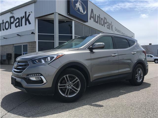 2018 Hyundai Santa Fe Sport 2.4 Luxury (Stk: 18-87252RJB) in Barrie - Image 1 of 30
