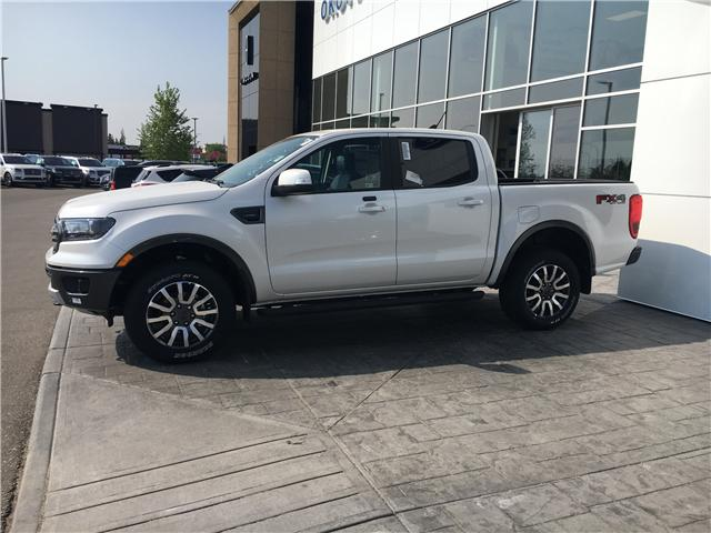 2019 Ford Ranger Lariat (Stk: K-1414) in Okotoks - Image 2 of 5