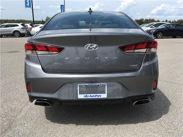 2019 Hyundai Sonata ESSENTIAL (Stk: 19-49190RJB) in Barrie - Image 6 of 26