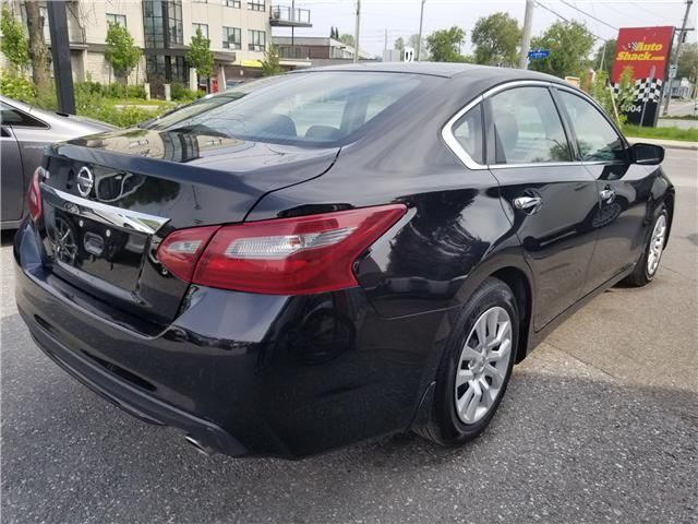 2018 Nissan Altima 2.5 SV (Stk: DE19327) in Ottawa - Image 5 of 16