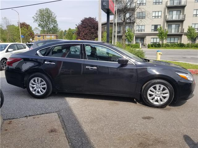 2018 Nissan Altima 2.5 SV (Stk: DE19327) in Ottawa - Image 6 of 16