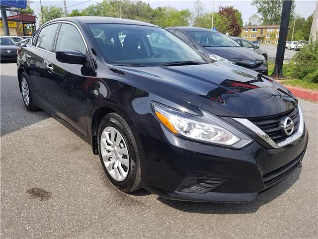 2018 Nissan Altima 2.5 SV (Stk: DE19327) in Ottawa - Image 7 of 16