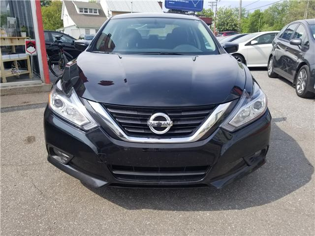 2018 Nissan Altima 2.5 SV (Stk: DE19327) in Ottawa - Image 8 of 16